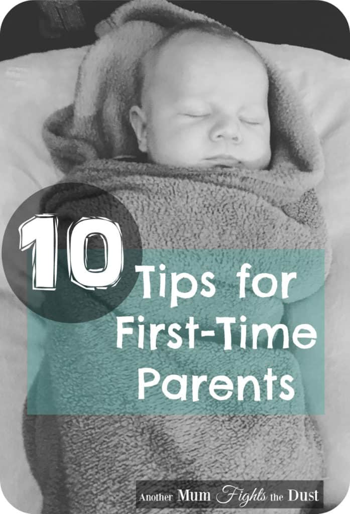 10 Tips for First-Time Parents