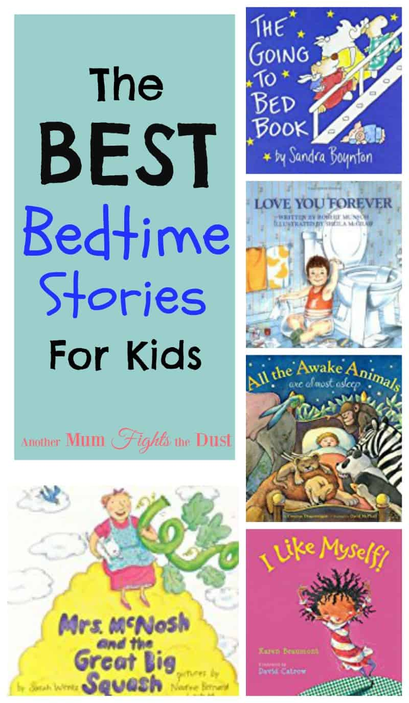 Bedtime Stories To Read To Kids