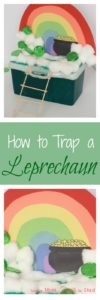 St. Patrick's Day | How to Trap a Leprechaun | Leprechaun Trap Tutorial