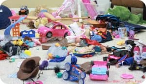 Get your kids to clean up even the biggest mess without a fight.