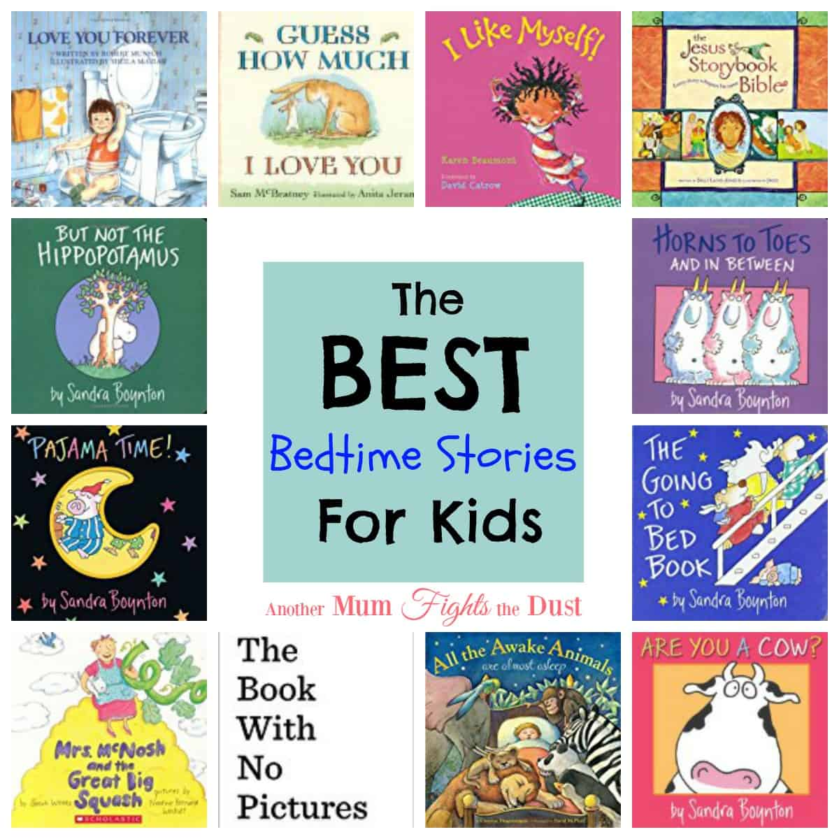 Best Bedtime Stories for Kids - Another Mum Fights the Dust